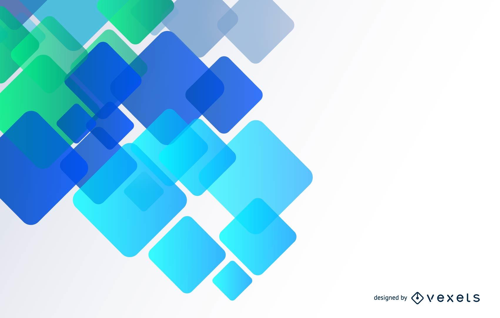 Abstraktes Design-Hintergrundvektor