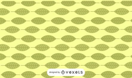 Abstract Natural Green Vector Background