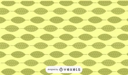 Abstrakter natürlicher grüner vektorhintergrund