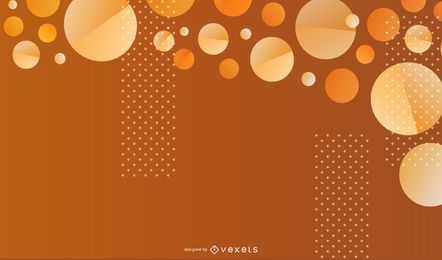 Free Abstract Dot Vector Background