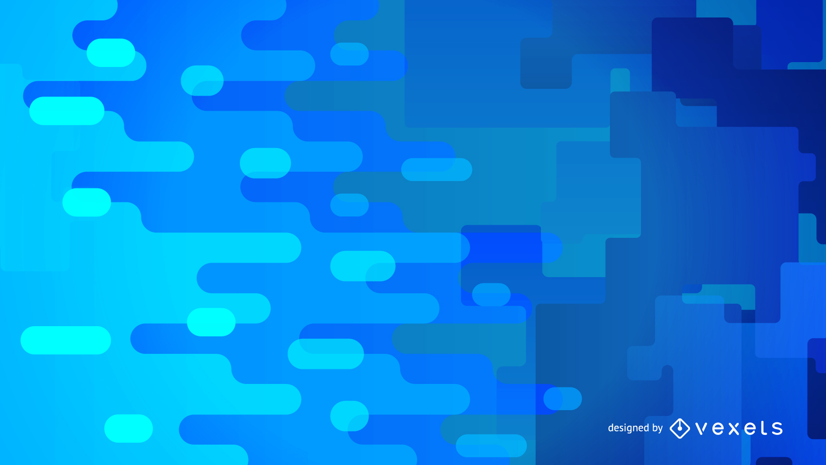 Abstract Blue Background Vector Graphic 4 Vector Download