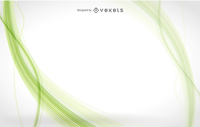 Vetor abstrato verde