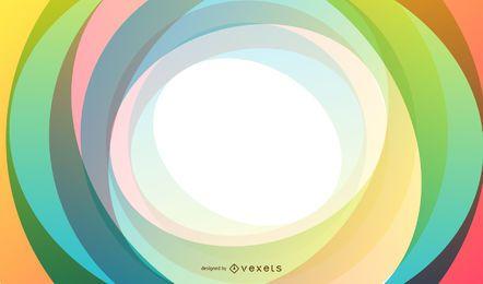 Conjunto De Fundo Abstrato Vector