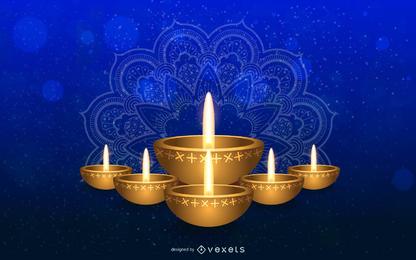 Fundo de Diwali 1