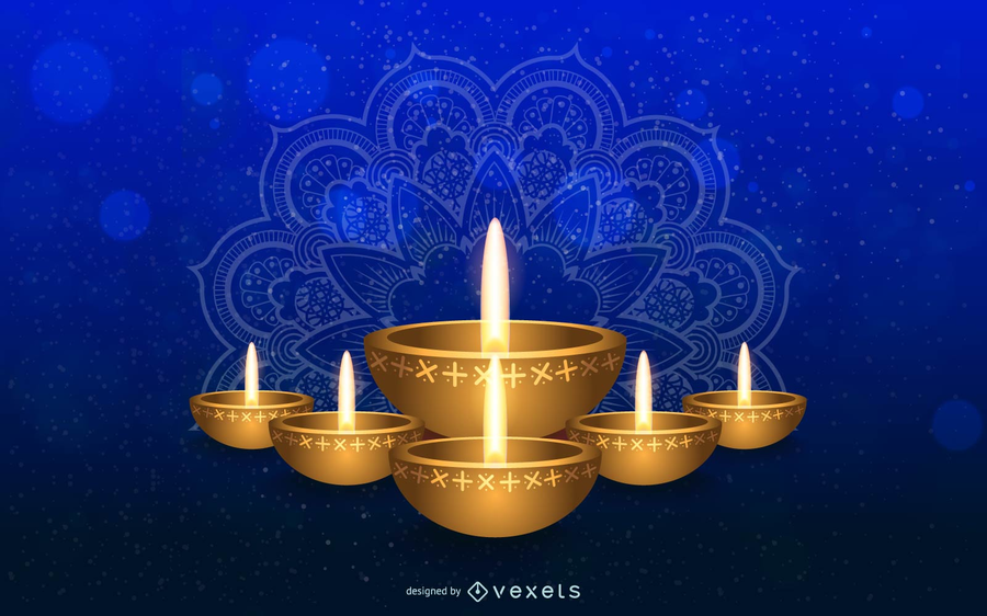 Diwali Background 1