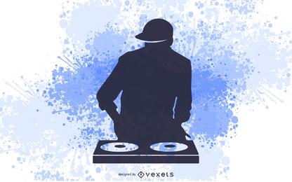 Reproductor de musica dj