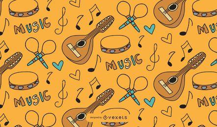 Fundo de música livre