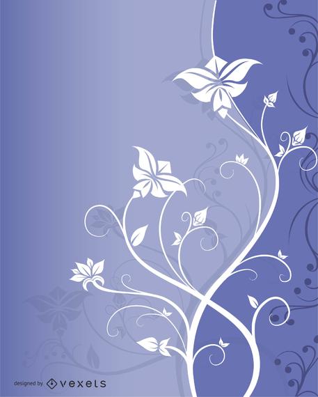 Wunderschöne Mode Blume