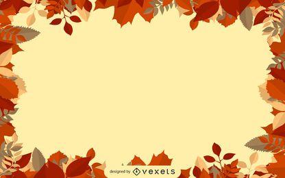 2 hojas de arce