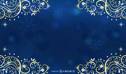 Exquisite Christmas Background