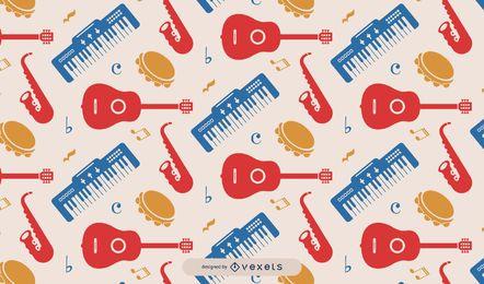 Beautiful Music Pattern