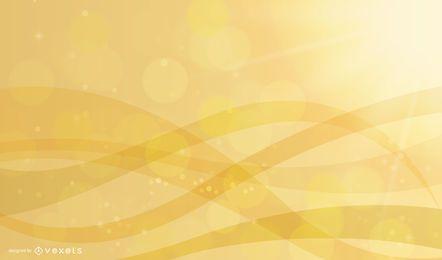 Sonnenschein-Hintergrund-Vektor