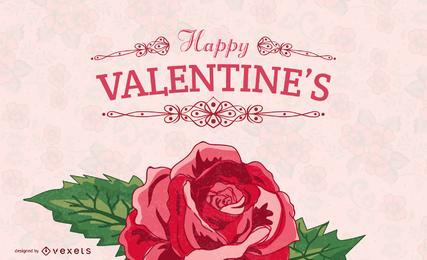 Valentinstag Hintergrund 2 2