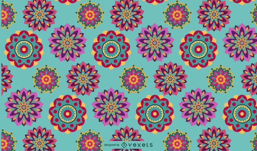 Tribal Boho Seamless Pattern
