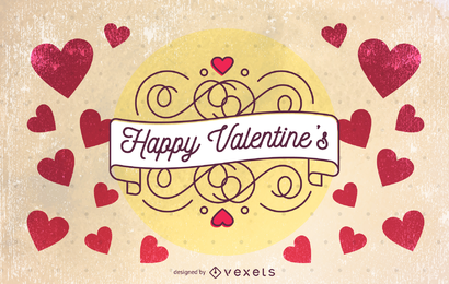 Dia dos namorados cartão 3