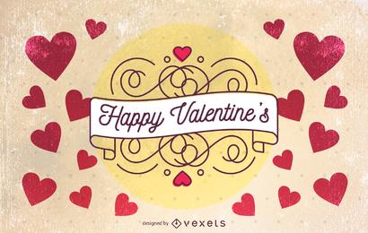 Valentinstagskarte 3