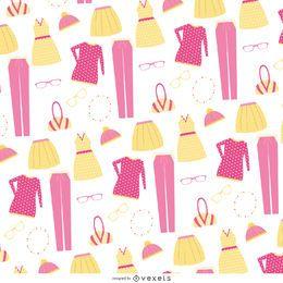Patrón de prendas de vestir