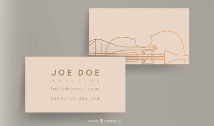 Symphony Card Background 4
