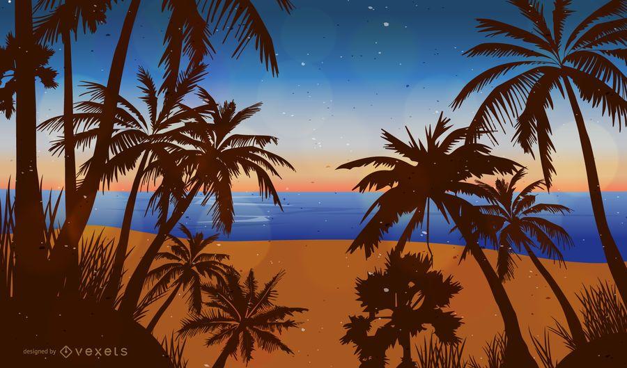 Sunrise Dimensional Cartoon