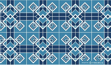 Mosaik-Hintergrund-Vektor 4