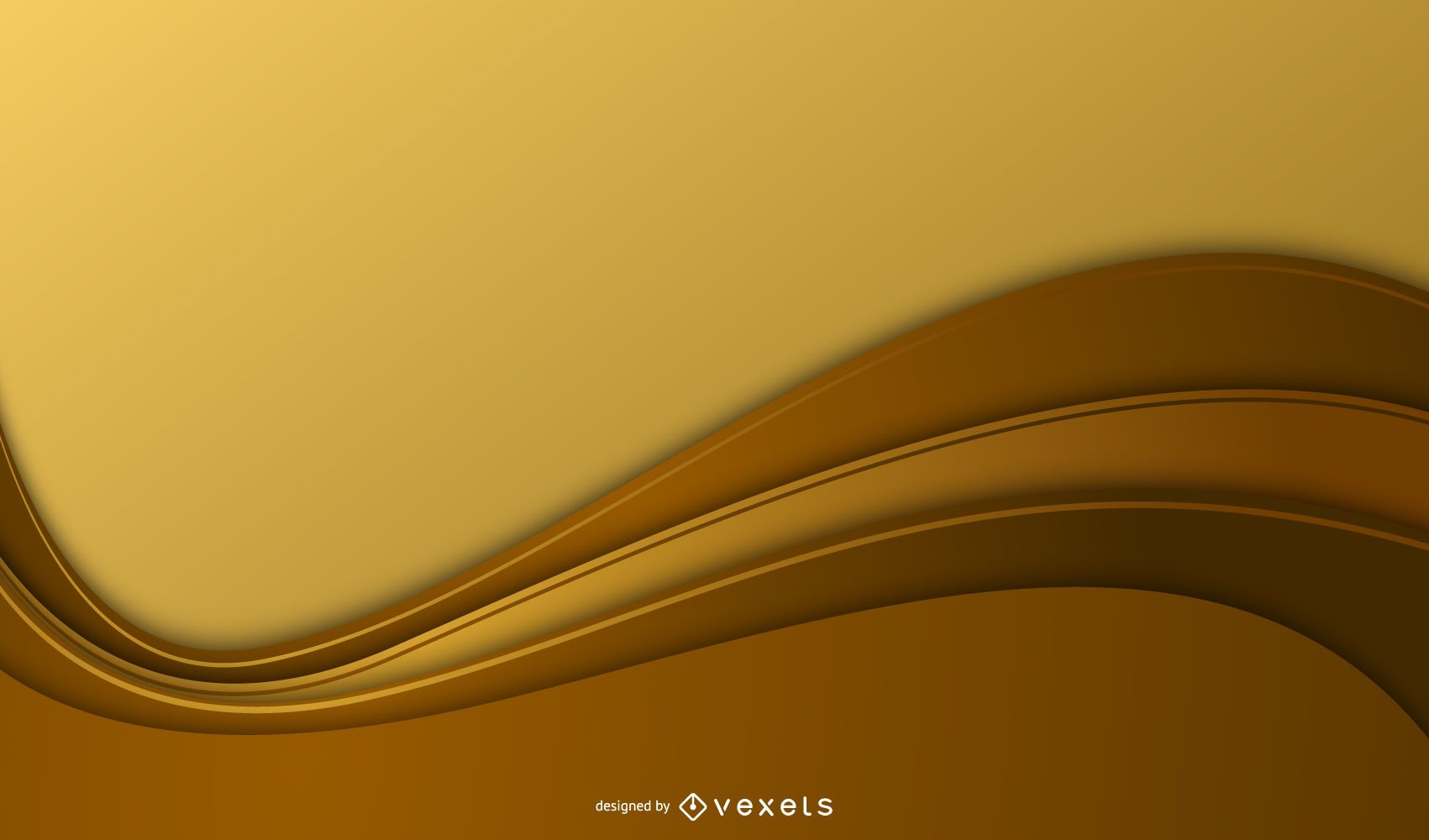 Brown Dynamic Lines Background