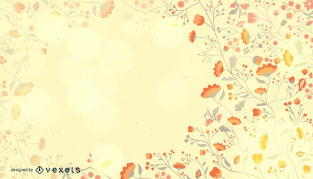 Floral Artistic Background