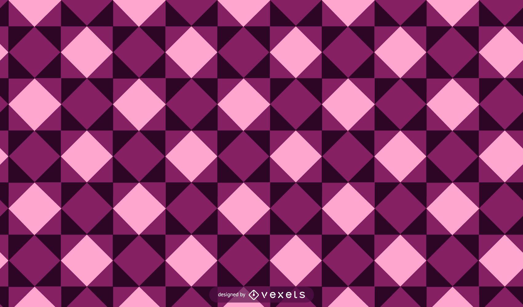 Beautiful Mosaic Background Pattern