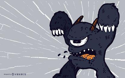 Monstro Blackman
