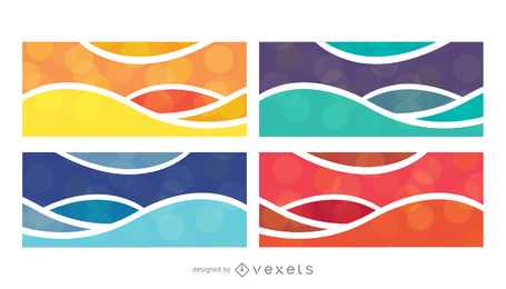 Colorful Banner Banner04