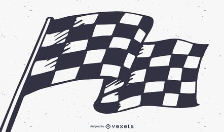 Banner de corrida de F1