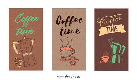 Coffee Banner03 Vector