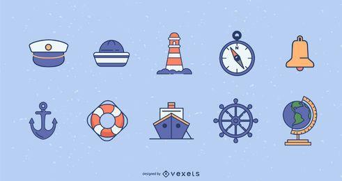 kleines Symbol segeln 2