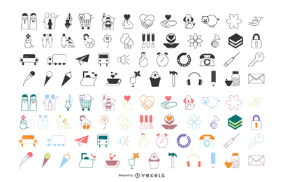 Line Style Vector Icon