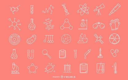 Ikonen der wissenschaftlichen Forschung