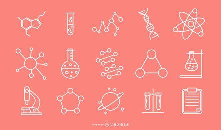 Iconos de la investigacion cientifica