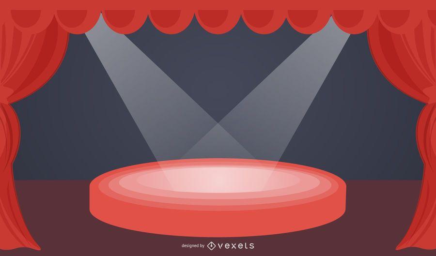 Vector de escenario 2