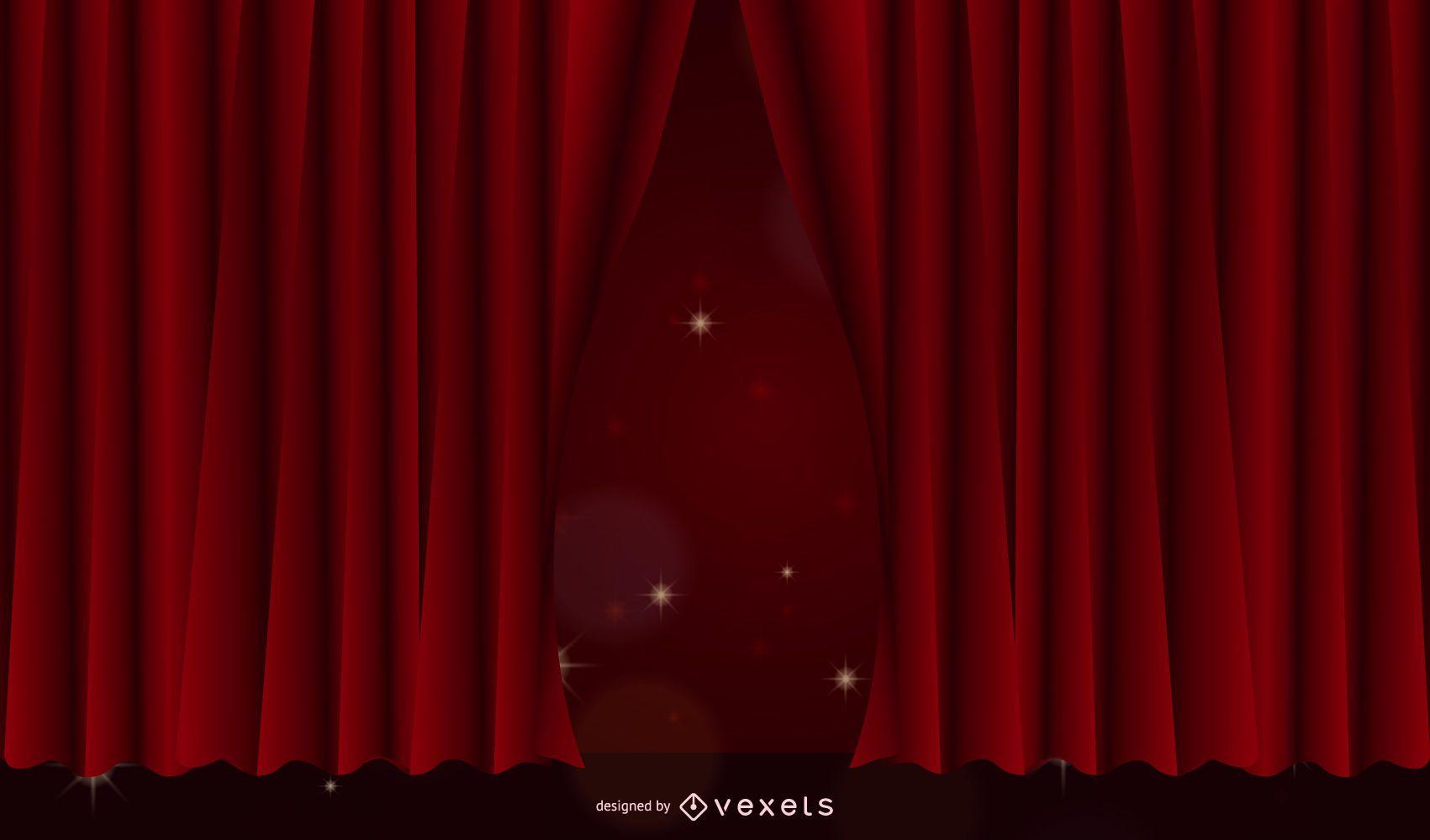 5 Practical Curtain Vector