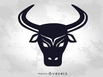 Stierkopf-Vektor