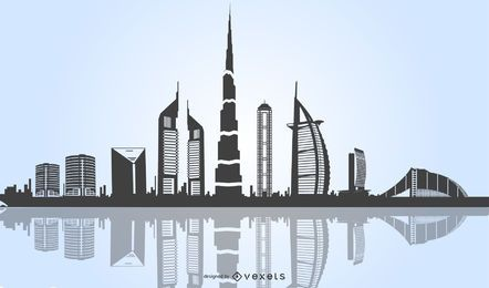 Skyscraper City Graphics