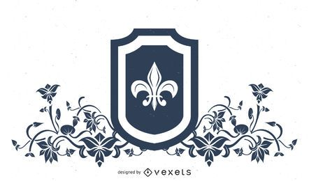 Heraldry Vector Art