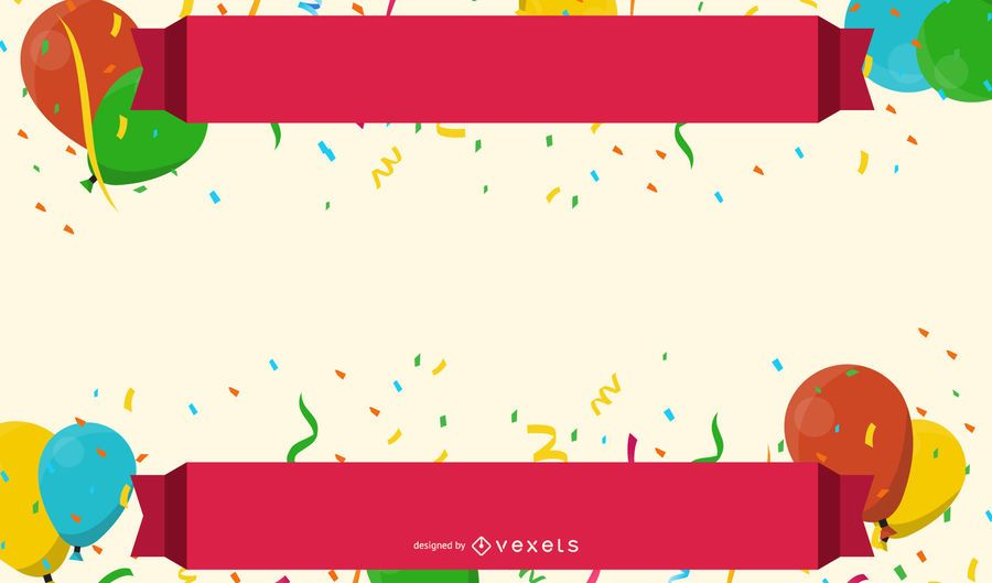 Party Header And Footer