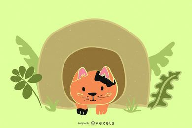 Olá Kitty Oficial Vector 09