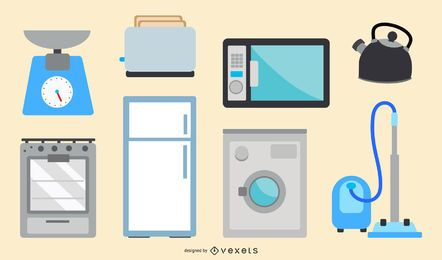 Appliances 02 Vector