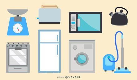 Electrodomésticos 02 Vector