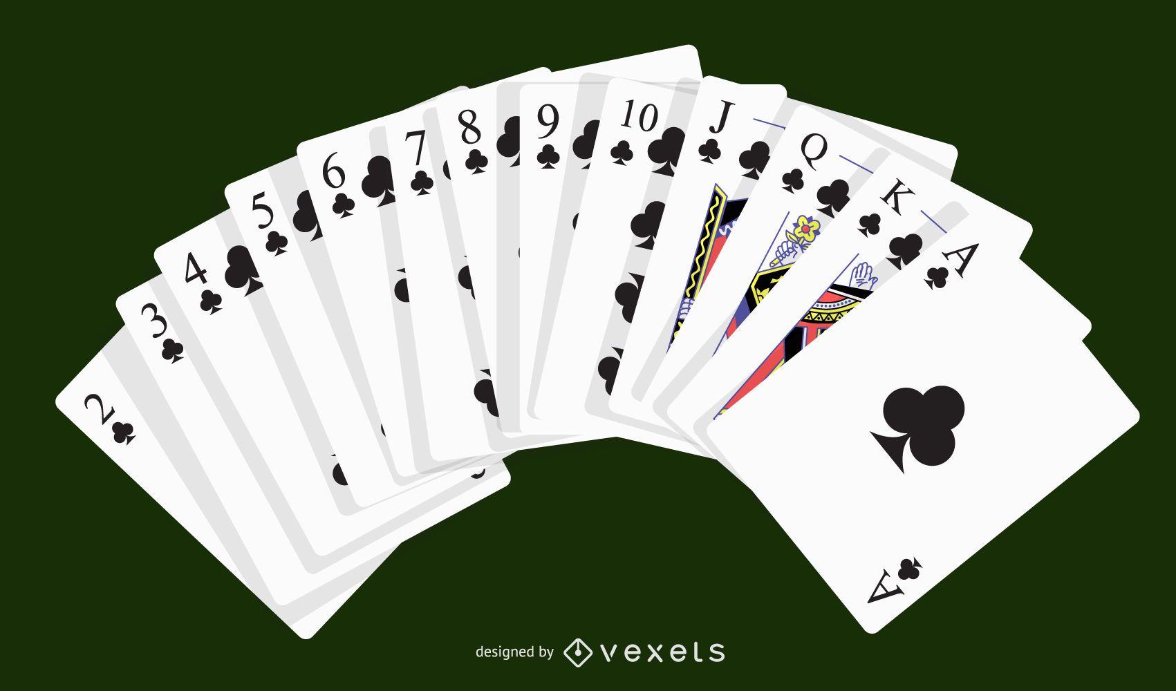 Poker 01 Vector