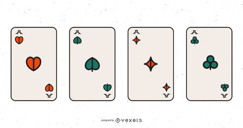 Poker Game Cards