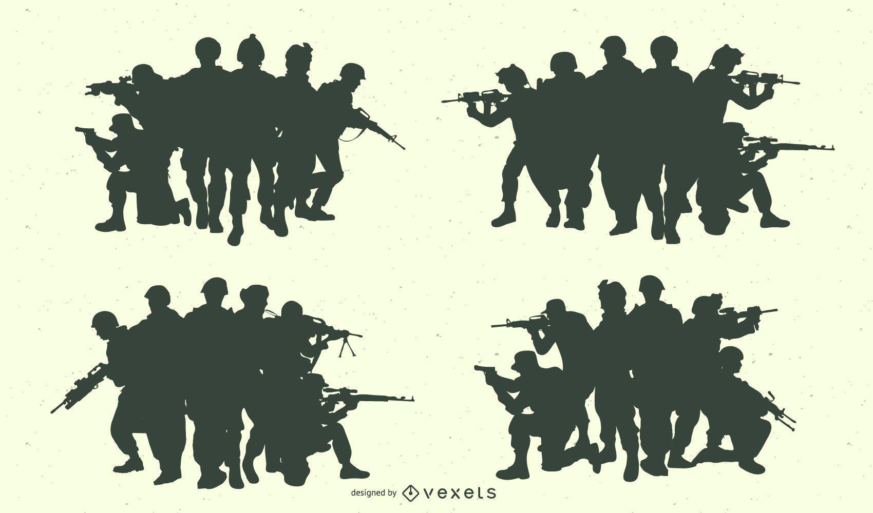 Military Vectors