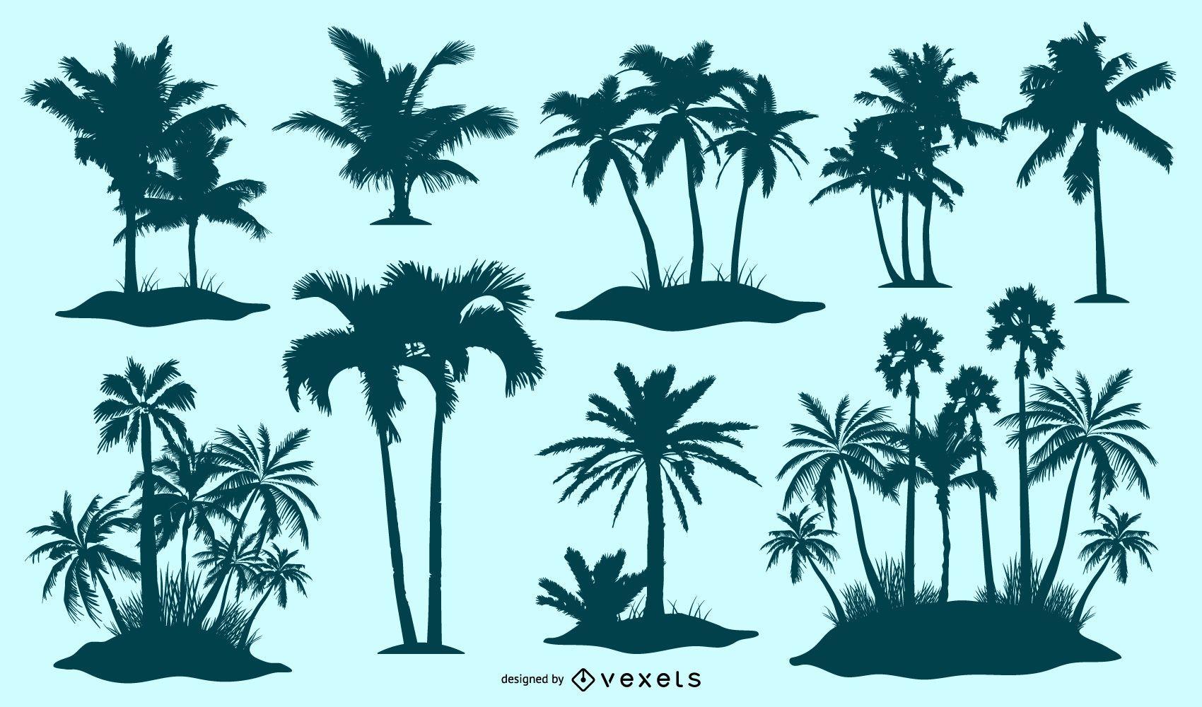 Island Vectors