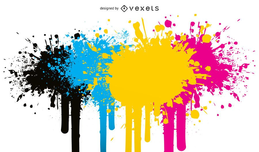 Cmyk Color 07 Vector