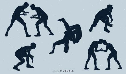 Arte De Grampo De Wrestling